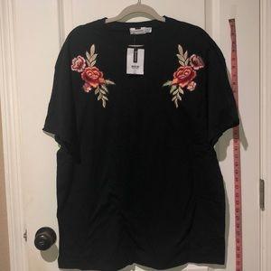 Topman Roses Shirt